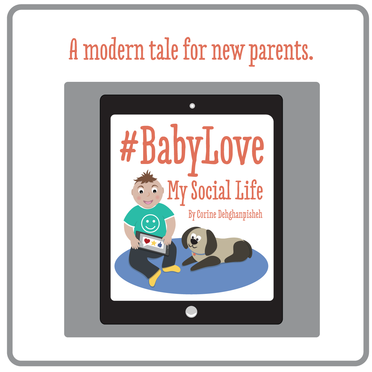 """""""#BabyLove…"""" Not Just a Book For Kids to Enjoy"""